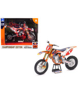KTM 450 SX-F #1 Ryan Dungey Red Bull Factory Racing Championship Edition... - $56.30
