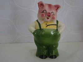 Japanese Standing Piggy Bank - $15.00