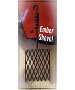 "Fireplace / Box Stove Ember Shovel, 18"" or Custom Length, Blacksmith made - $38.36+"