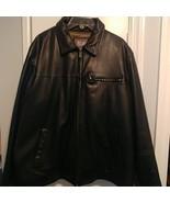 Wilson's black leather mens jacket - $40.00