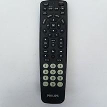 Philips TV/DVD/DVR/CBL Remote Control SRP2006/27 - $7.75