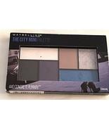 2pk-Maybelline The City Mini Eyeshadow Palette 440 Concrete Runway - $8.09