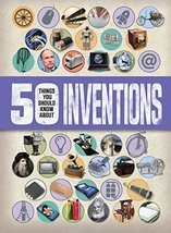50 Things You Should Know About Inventions [Flexibound] Gifford, Clive - $6.75