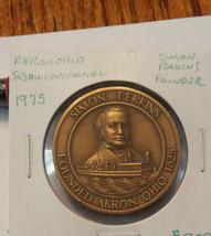 1825-1975 Akron Ohio Sesquicentennial Medal - $8.10