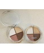 Lot Of 2 Loreal Wear Infinite Eye Shadow Quad 801 Sunlit Sands (READ DESC) - $26.89
