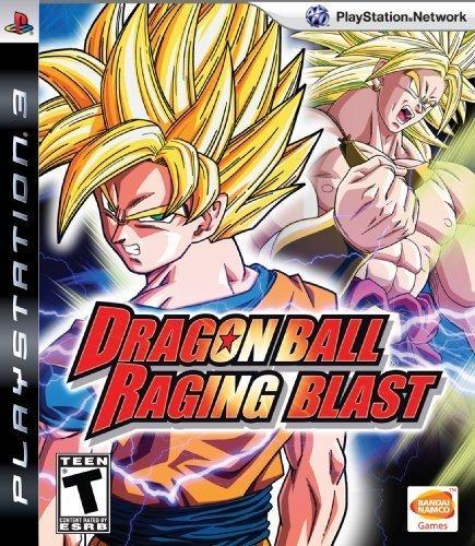 Dragon Ball: Raging Blast - Playstation 3 [PlayStation 3]