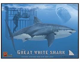 Pegasus Hobbies 9501 1/18 The Great White Shark - $47.80