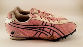 Women's Asics Athletic Shoes Hyper Rocket Girls Pink GN555, Size 8 - $15.90
