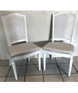 Vintage Cane Back Dining Chairs 2 in Set Bakersfield CA - $115.00