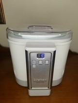 Cuisinart CYM-100 Electronic Yogurt Maker with Auto Cooling - $59.40