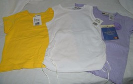 3 Girls Tops  Size  4T Faded Glory Circo 18047 - $7.24