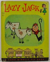 The Storytoon Express Version of Lazy Jack Elf Book - $3.75