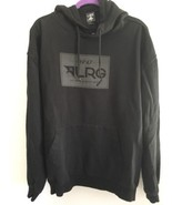 LRG Men's SZ XL Clothing Equipment Pullover Hoodie Black Limited Group R... - $28.45