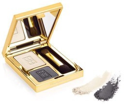 Elizabeth Arden Beautiful Color Eye Shadow Duo: Black Tie 05 - $14.84