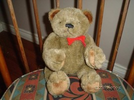 Gund Fully Jointed Bear 12 Inch Collectors Classic 1983 - $120.15