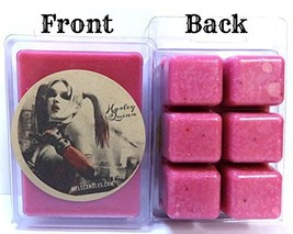 Harley Quinn (Great Spicey Aroma) 3.2 Ounce Pack of Soy Wax Tarts - Scen... - €3,49 EUR