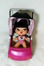 Bratz Babyz Rock Angelz Jade Outfit & Pink Stroller Bratz Barbie Accesso... - $34.64