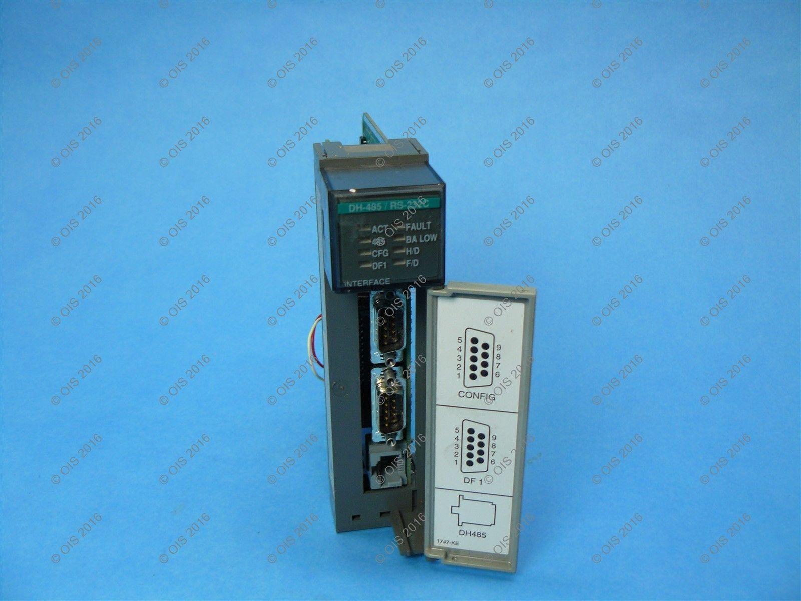 Blackbox IC108A Async RS232 to RS422//485 Interface Converter DB25//TB New