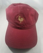 Red Rooster Baseball Hat - $8.99