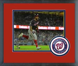 Howie Kendrick Grand Slam Game 5 of the 2019 NLDS Matted/Framed Photo - $42.95