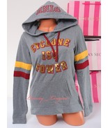 PINK VS Collegiate Collection Iowa State Cyclones Hooded Sweat Jacket S ... - $44.99