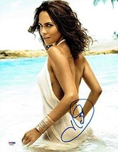 Halle Berry Sexy Signed 11x14 Photo Certified Authentic PSA/DNA COA - $247.49