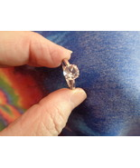 ESPO Joseph Esposito Sterling Silver CZ Solitaire Engagement Ring Size 7.5  - $49.00