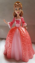 "Princess Doll - Pink Dress Mattel 2012  Y6554 5.5"" hard Plastic Toy Cake topper - $14.92"