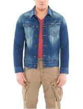 G Star Raw Slim Tailor Denim Jacket in Medium Aged Carbit Denim Size XXL... - $129.75