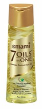 Emami 7 Oils in One Damage Control Hair Oil - 100 ml  fs - $6.92