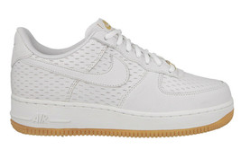 Nike Women's AIR FORCE 1 '07 PREMIUM Shoes NEW AUTHENTIC White 616725-104 - $79.99