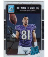 2016 Donruss Optic Rated Rookies #179 Keenan Reynolds NM-MT Ravens - $0.99