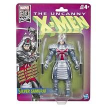 Marvel Legends | X-Men Retro | Silver Samurai | 6-Inch Action Figure - $24.95