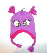 DG Toddler Girls Critter Winter Hat One Size Fits Most NWT - $7.69