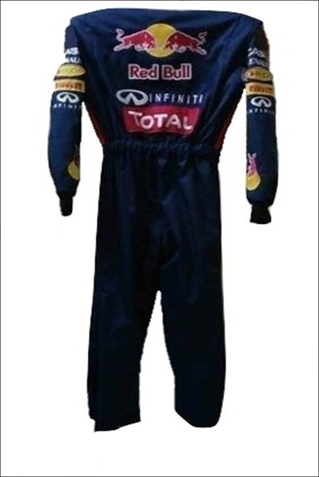 Go Kart Race Red Bull Suit CIK FIA Level 2 Approved With Free Gift