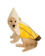 Rubie's Banana Pet Costume, Small - $14.08