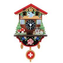 Kikkerland Suisse Maison Horloge Faite Votre Propre Facile Dyi Art Dã Co... - $18.69