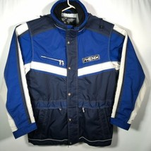 Phenix Ski Jacket Men's XL Blue W/ Hood Vintage - $177.64