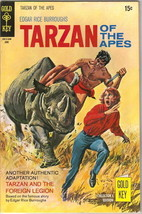 Tarzan Comic Book #192, Gold Key Comics 1970 VERY FINE - $19.27