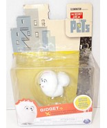 "GIDGET 2"" TOY ACTION PET FIGURE THE SECRET LIFE OF PETS ILLUMINATION MOV... - $4.88"