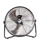 MaxxAir HVFF20UPS Multi Purpose High Velocity 3-Speed Floor Fan, 20-Inch - $61.73