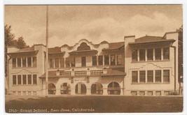 Grant School San Jose California 1910c postcard - $6.44