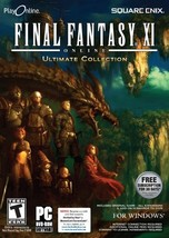 Final Fantasy XI The Ultimate Collection - PC