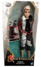 Disney Descendants Carlos Isle of the Lost 11 Doll - $101.80