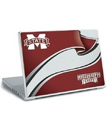 Mississippi State Bulldogs Peel and Stick Computer Laptop Skin NEW SEALED - $10.69