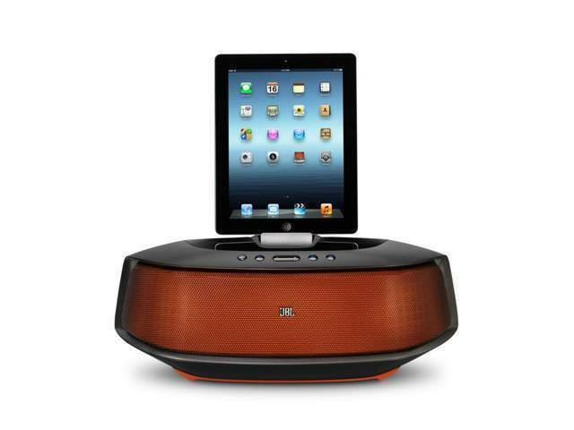 JBL OnBeat Rumble Wireless Speaker Dock with Built-In Subwoofer image 8