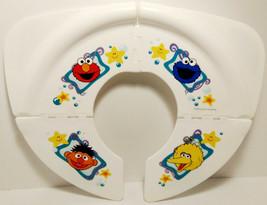 Sesame Street Folding Travel Potty Seat White - $18.66