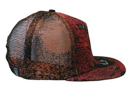 Iron Fist Black Year Of The Cat Trucker Snapback Baseball Hat Cap Pussycat NWT image 3