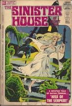 (CB-52) 1972 DC Comic Book: Sinister House of Secret Love #4 - $18.00