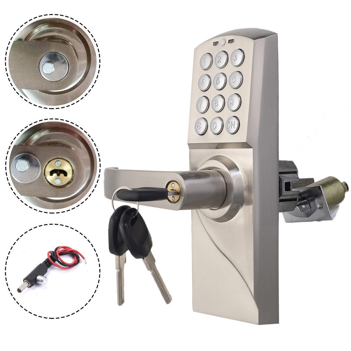 Keypad Lock For Sale Only 2 Left At 75
